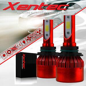 Xentec H7 LED Headlight Bulb Conversion Kit High Low Beam Fog Lamp 6500k