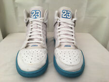 Nike 838818-141 Mens Jordan 1 Flight 4 Preium White Basket. Trainers, Sz 10 EUC