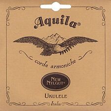 Set Cuerdas / Strings Ukelele / Ukulele Tenor Aquila New Nylgut GCEA Low G