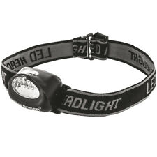 Highlander Fornax 5 LED Head Torch Light Camping Fishing Walking Cycling