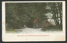 Hoog-Soeren  Echoput-huis  Amersfoortsche Straatweg