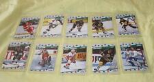 1991 Score NCWA Convention 10 Card Set Gretzky Hull Neely Roy Yzerman Coffey