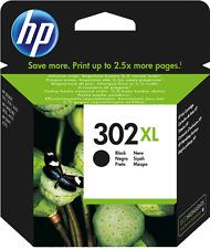 Originale HP Cartuccia d'inchiostro nero F6U68AE 302 XL