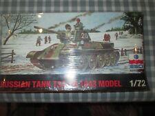 Esci 1/72 Scale  Russian Tank - 1943 T34/76 -Boxed