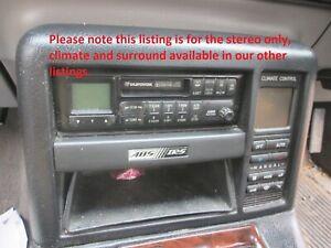 VR VS Statesman Calais Radio Stereo Holden Commodore Genuine Eurovox