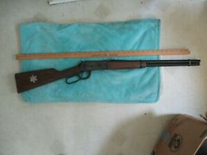 DAISY MODEL 1894 WELLS FARGO COMMEMORATIVE BB GUN