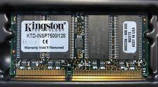 Kingston Memory 128MB SODIMM PC100, 100MHz RAM