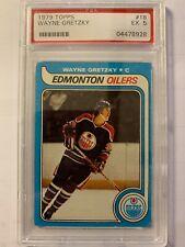 1979 Topps Wayne Gretzky PSA 5 #18 Hockey Card