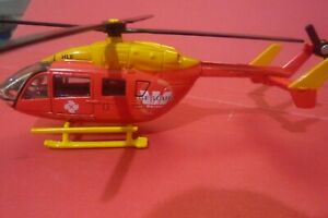 Siku  Helicopter. - New Zealand Rescue