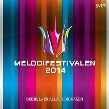 Melodifestivalen 2014 - Swedish Eurovision Heats - 2014