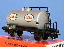 Marklin 4501 (3) Wagon citerne ESSO de la DB