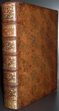 SALLE: L'Esprit des ordonnances et des principaux édits de Louis XV / 1759