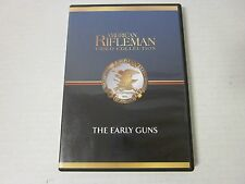 The Early Guns DVD AMERICAN RIFLEMAN VIDEO COLLECTION by NRA *FREE SHIP* VGC