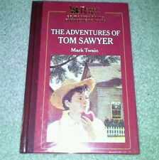 Reader's Digest The Adventures of Tom Sawyer by Mark Twain ~ FREE SHIPPING