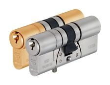 ABUS E90 Euro Profile Kitemarked 3 * Star High Security UPVC Door Cylinder Lock