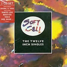 Soft Cell - Twelve Inch Singles [New CD] UK - Import