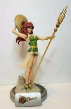 DC Collectibles Bombshells Mera Statue Limited Edition 478/5200 Aquaman