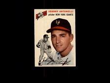 1954 Topps 119 Johnny Antonelli VG #D585727