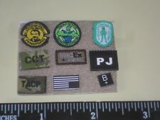 SOLDIER STORY PATCHES USAF PARARESCUE JUMPER TYPE C 1/6 ACTION FIGURE TOYS