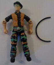 """1990 Vintage G.I. Joe 3 3/4"""" figure -- Series 9 - Pathfinder"""