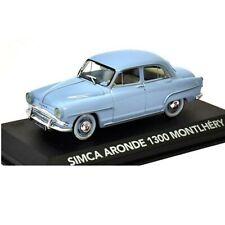 Simca Aronde 1300 Montlhery coche 1:43 diecast Atlas