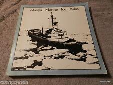 Gulf of  ALASKA MARINE ICE ATLAS Alaska Bering  SEA Chukchi  Beaufort Seas