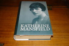 KATHERINE MAINSFIELD-THE STORY TELLER BY KATHLEEN JONES-SIGNED COPY