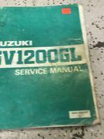 Suzuki GV1200GL Service Repair Workshop Shop Manual OEM Factory 99500-39040-28E