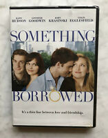 Something Borrowed (DVD, 2011) Krasinski Hudson - New sealed - US Seller