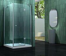 SILL 90 x 90 x 170 + Duschtasse Glas Duschkabine Duschtür Dusche Duschabtrennung