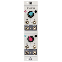 Mutable Instruments Branches Dual Bernoulli Gate Output Eurorack Module