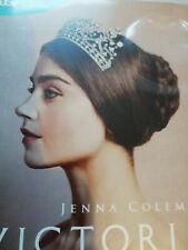 Victoria Complete Series One dvd 3 discs Jenna Coleman