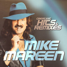 """MIKE MAREEN - GREATEST HITS & REMIXES 2017 REMASTERED 2CD INCLUDING 12"""" MIXES !"""
