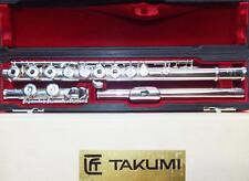 TAKUMI = ALTUS & MATEKI 500 -RI- Vollsilber silver Querflöte flute flauta