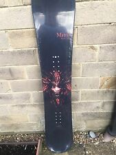 154 Heli Brand New Freestyle Snowboard and MAG Binding