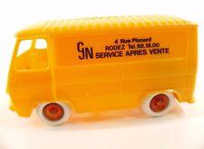 Bourbon France Peugeot J7 CJN Rodez motorisé RARE 11 cm