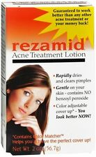 Rezamid Acne Treatment Lotion 2 oz - 2 Pack