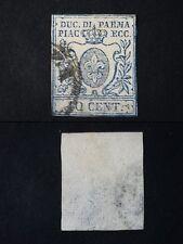 ANTICHI STATI PARMA  CENT. 40 1857-59