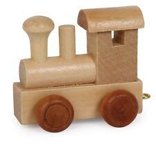 Trenino lettere Locomotiva in legno gioco/giocattolo per bambini