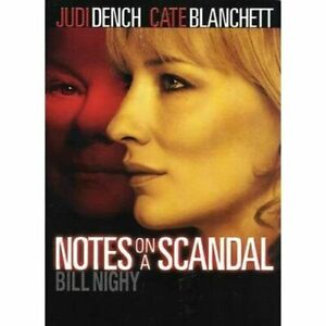 Notes on a Scandal DVD Cate Blanchett Judi Dench - REGION 1 USA RELEASE