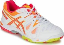 Asics Gel Game 5 White Tennis Shoes / Trainers - New & Boxed - Limited Stock 5.5