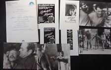 MIDNIGHT EXPRESS ORIGINAL 1978 PRESS NOTES + STILLS BRAD DAVIS JOHN HURT