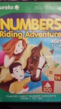 Numbers Riding Adventure ages 3-6+  PC GAME - FREE POST