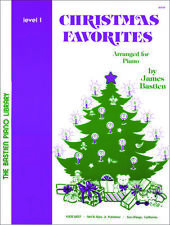 Christmas Favorites by Jane Bastien - Level 1 Songbook WP49