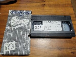 Blank Vhs Tape 21 jump Street Recorded Tv 1980s Vol 4 5 episodes