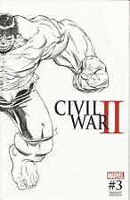 Civil War II #3 Quesada Wraparound Variant First Print