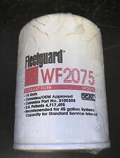 Fleetguard réfrigérant Filtre-Part No: WF2075
