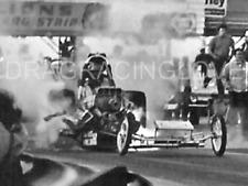"Don ""Big Daddy"" Garlits 1970 ""SlingShot"" Top Fuel Dragster ""BLOW"" PHOTO! #(2)"