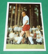 UWE SEELER HAMBURG SV HSV FUSSBALL 1966 1967 FOOTBALL CARD BUNDESLIGA PANINI
