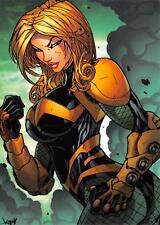BLACK CANARY / DC Comics The New 52 (Cryptozoic 2012) BASE Trading Card #09